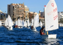 VIII INTERNATIONAL OPTIMIST TROPHY CIUDAD DE TORREVIEJA